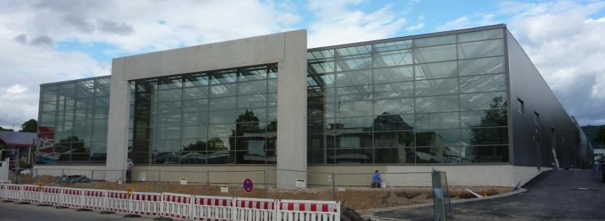 Baufirmen Karlsruhe baufirma karlsruhe ustraenbahn baustelle karlsruhe deutschland die